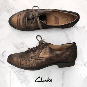 Clarks Hamble Oak Oxford shoe 100213